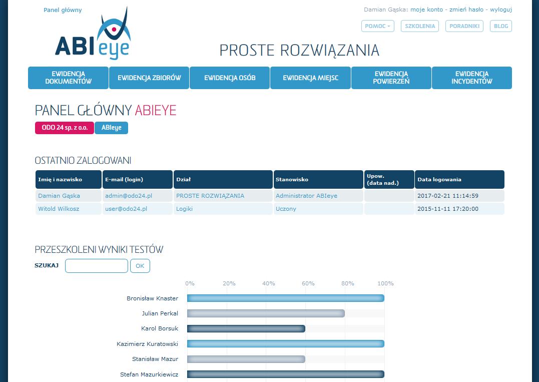 75ca8302589d30 Programy wspierające pracę ABI - ODO24.pl